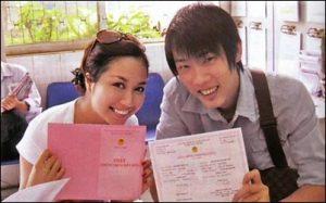 Thủ tục đăng ký kết hôn là bắt buộc
