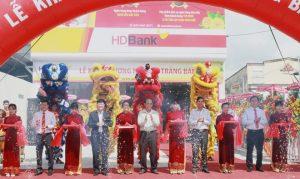 HDBank Trảng Bàng là điểm giao dịch thứ 280 của HDBank trên toàn quốc.