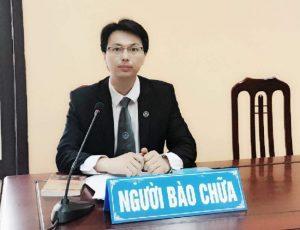 Luật sư Đặng Văn Cường - Trưởng văn phòng luật sư Chính Pháp