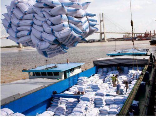 Gạo Việt Nam xuất khẩu