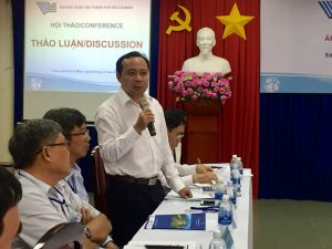 PGS-TS Vũ Hải Quân - Phó giám đốc ĐH Quốc gia TP.HCM