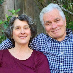 Nhà tâm lý Winifred M. Reilly và chồng.