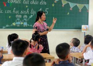 Không ít ý kiến lo ngại về vấn đề thừa thiếu giáo viên cục bộ khi thực hiện chương trình giáo dục phổ thông mới.