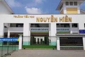 Nhiều phụ huynh ở thuộc lớp ở khối 2, Trường tiểu học Nguyễn Hiền, TPHCM kiến nghị, góp ý nhà trường về cô giáo thường đánh, phạt trẻ.