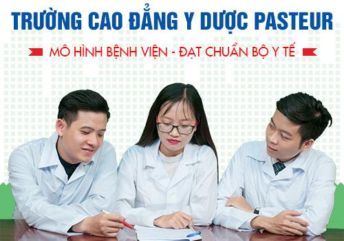 Học Cao đẳng Y Dược Đà Nẵng để có việc làm sau khi ra trường