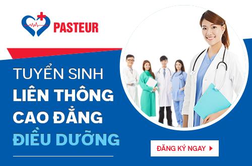 Trường Cao đẳng Y Dược Pasteur địa chỉ đào tạo Điều dưỡng chuyên nghiệp?