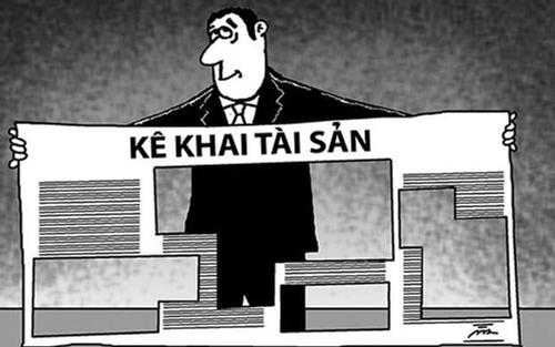 Công nhân, viên chức sẽ phải kê khai tài sản theo luật quy định mới