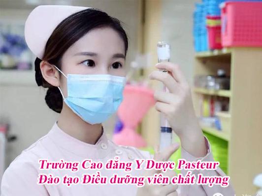 Cở sở nào tại Hà Nội đào tạo Cao đẳng Điều dưỡng uy tín?