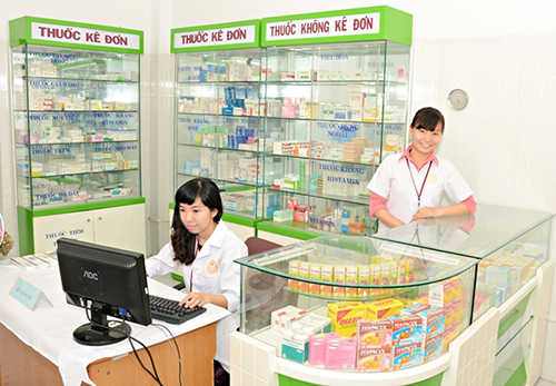 Những thủ tục cần thiết khi mở Nhà thuốc, Quầy thuốc